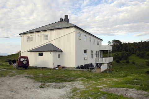Slik så Skogsholmen gestehus ut i 2007. Foto: Torild Wika