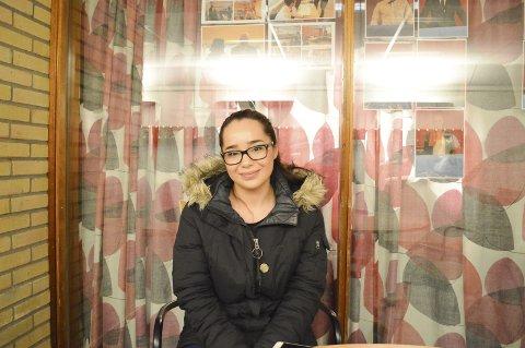 Emine Delal: – Det beste med jula er når hele familien er samlet, god mat og bruke tid med vennene.