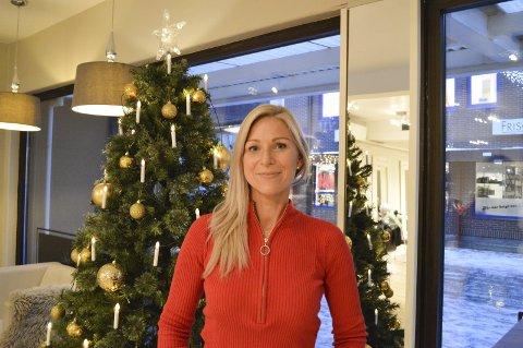 Monica Fagertun: – Det beste med jula må være å samle familien, spise all den gode maten og ikke minst det å ha fri.