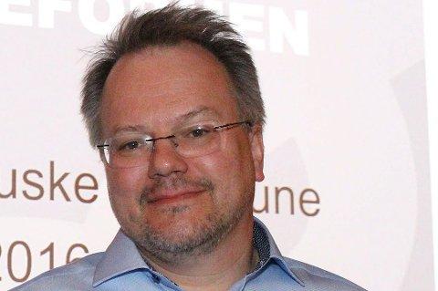 Geir Mikkelsen blir ny rådmann i Leirfjord.