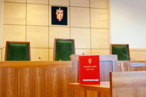 ØKTE STRAFFEN: Anken til Hålogaland lagmannsrett førte til strengere straff for en helgelending i femtiårene.