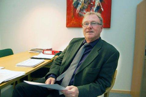 Ordfører i Herøy, Arnt Frode Jensen, tar ikke en ny periode som ordføre. - Det er på tide å slippe nye krefter til, sier han.