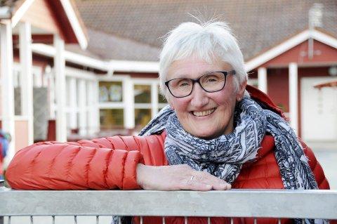 Anne Grete Størseth Solhaug 63 år. Gift, to barn, fem barnebarn. Styrer i Grane kommunale barnehage. Bor i Granlia i Grane.