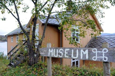 Bergh-brygga: Museet på Bergh-brygga er åpent søndag, og det er siste sjans til å se enkelte utstillinger. arkivfoto: Tor martin Leines Nordaas