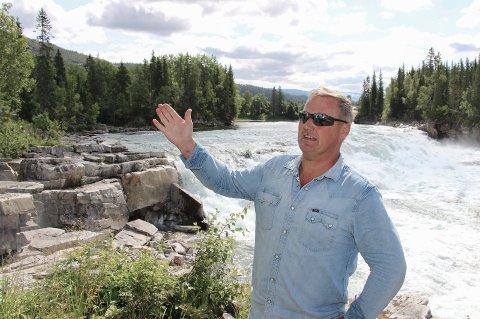 UENIG: Nordwin Nystad er uenig med Fylkesmannen i Nordland.