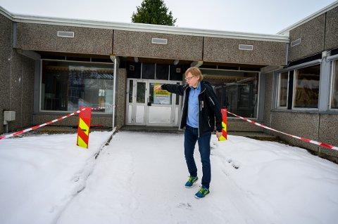 SMITTEVERNLEGEN: Øyvind Rømo er smittevernlege i forbindelse med korona i Vefsn.