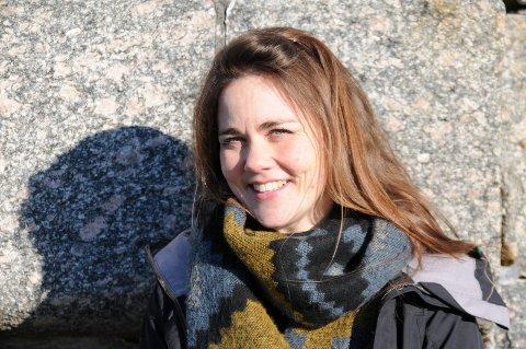 FORNØYD: Fylkesleder og tredjekandidat i Nordland Sp, Trine Fagervik, er glad for den gode partimålingen fra InFact.