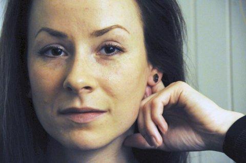 TIL FESTSPILLENE: Johanne Fossheim er klar for Festspillene Helgeland i sommer.