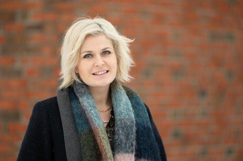 DROP-IN: Hege Harboe-Sjåvik forteller at det blir drop-in vaksinering i Mosjøen onsdag.