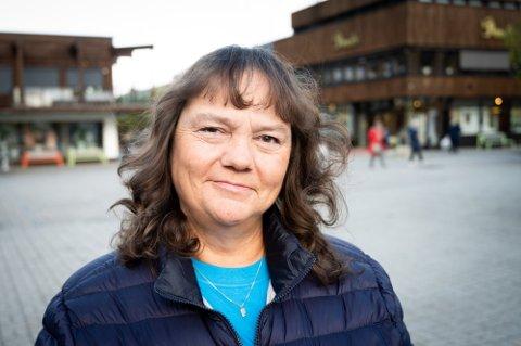 KAN DOKUMENTERE: Hanne Dyveke Søttar fra Frp mener hun kan dokumentere at Frp løftet fram saken om dypvannskai i Rana.