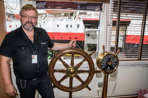 Per-Åge Hansen, Havnedirektør