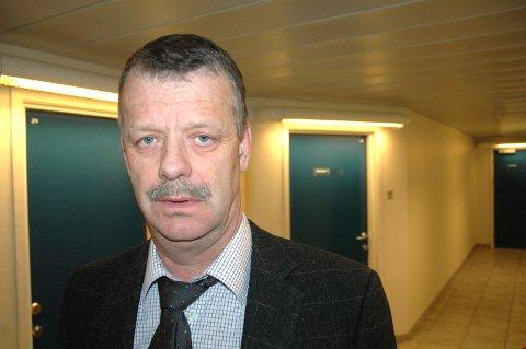 REAGERER: Håkon Helsvig mener folk bør unngå dele navnet til hans klient på Facebook. Arkivfoto: Robin Mortensen