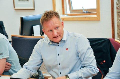 KAN IKKE STREKKE SEG LENGER: Fylkesleder Odd Eilert Persen i Finnmark Frp mener partiet har strukket seg langt nok for å møte miljøkrav. (Arkivfoto: Oddgeir Isaksen)