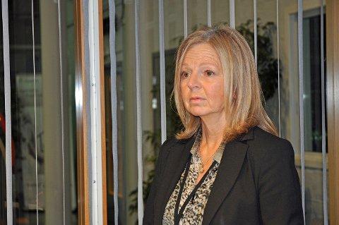 Sjefen for regionale lufthavner i Avinor, Hanne Beate A. Laugerud.