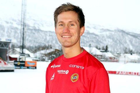 Morten Gamst Pedersen (35) har signert en ny ettårsavtale med TIL, og blir i klubben også i 2017.