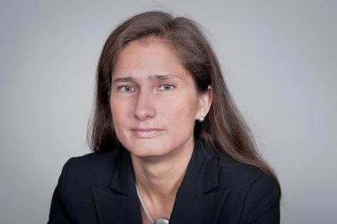 Christine Wilberg, avdelingsdirektør i Utlendingsdirektoratet (UDI). Pressebilde.