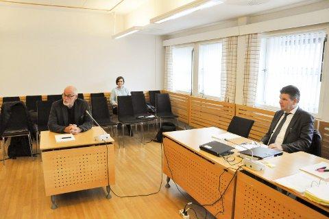 IKKE SLUTTPAKKE: Erik Karlstrøm har opptrådt kritikkverdig i sitt virke som direktør i North Energy, mener Alta tingrett.