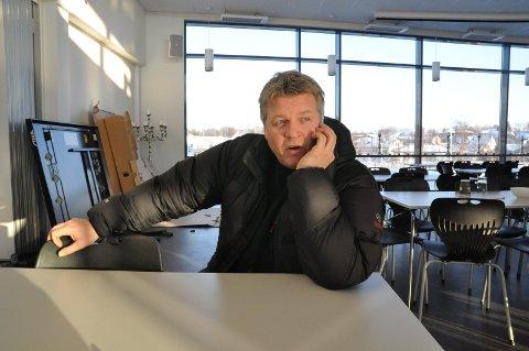 STOPPET OPP: Fra 12. mars stoppet det opp for Stig Anton Eliassen og Alta Event AS. Dette bildet er tatt ved en tidligere anledning.