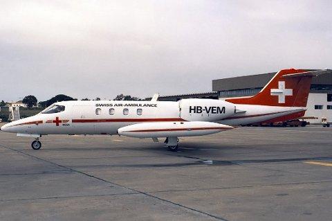 Learjet er også et alternativ når Luftambulansetjenesten skal gå til anskaffelse av jetfly. I dag opererer Lufttransport samtlige flyoppdrag for Luftambulansetjenesten i Norge.