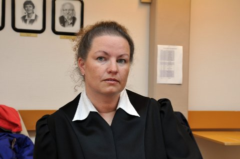 TALER FOR BARNA: Mannen som er drept var av utenlandsk opprinnelse og i 40-årene. Anne Marit Pedersen skal ivareta interessene til barna hans. Arkivbilde tatt i annen sammenheng.