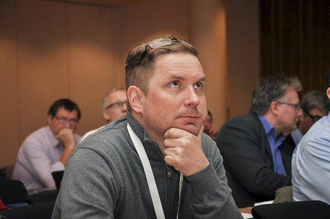 REAGERER: Rådmann i Kautokeino kommune, Kent Valio, sier at kommunen har nulltoleranse for mobbing.