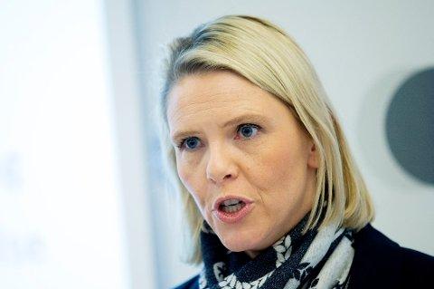 AVVIST: Tromsø sier nei til Sylvi Listhaugs anmodning om å etablere integreringsmottak. Byrådet mener alle asylsøkere bør behandles likt.