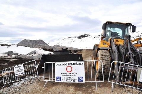 MØTTES I RETTEN: Hammerfest kommune og Tormod Kristensen har siden 2014 vært uenige om oppgjør for arbeid på Mellomvannet boligfelt.