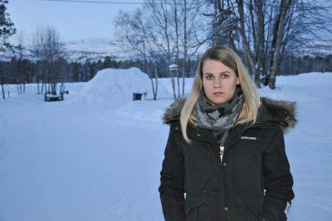 FAU-LEDER: Jeanette Tiberg er leder for FAU ved Kåfjord skole.