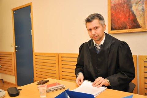 FORSVARER: Advokat Benny Solheim er forsvarer for kvinnen.