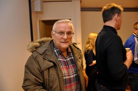 LANGVARIG VIKARIAT: Rolf Gunvald Pedersen fra Vestre Jakobselv skulle egentlig bare være noen få år i Alta.
