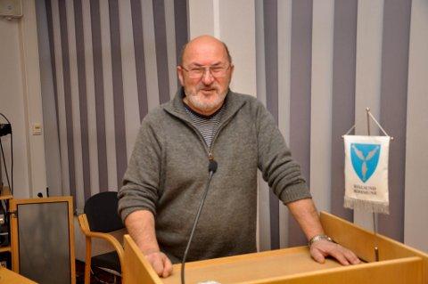BLIR BARE VARA: Ingar Eira fra Kvalsund ønsket seg fast plass i FeFo-styret, men må ta til takke med varaplass.