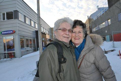 50 ÅR: Egil (75) og Turid (68) Persen feiret i fjor at de hadde vært gift i 50 år.