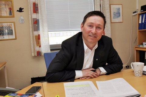 SMÅLIG: Direktør Jan-Ivar Alsén i Coop Finnmark mener dete r smålig om man tyr til handelsboikott i Lakselv.