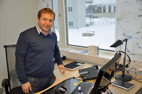TVANGSMULKT: Per Magne Bølgen er daglig leder i Norway Royal Salmon Finnmark Arkivfoto