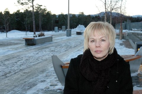 """AKTIVIST: Synnøve Persen er svært kritisk til øvelsen """"Joint Viking 2017"""" som pågår i hjemkommunen Porsanger."""