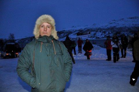 MØTTE STATEN I HØYESTERETT: Reineier Jovsset Ante Iversen Sara.