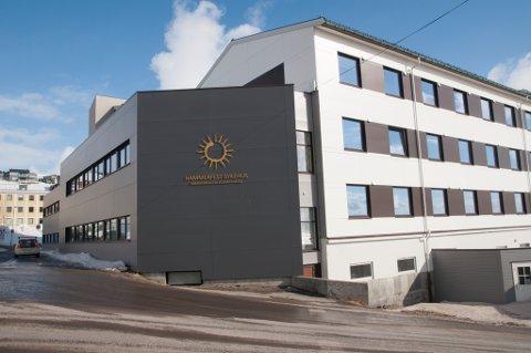 IKKE MAT FUGLENE: Det er Finnmarkssykehusets beskjed til alle brukere av sykehuset.