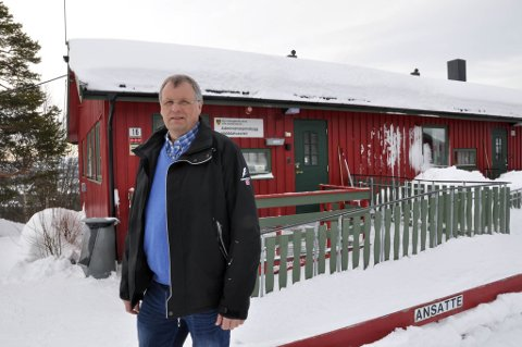 Bjørnar Bruer. Arkivfoto: Oddgeir Isaksen