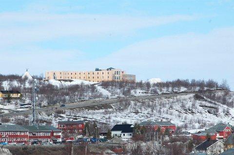 SKAL HOLDE ÅPENT I VINTER: Thon hotel i Kautokeino har vært stengt i fem måneder.