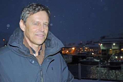 KOMMER: Prosjektdirektør Knut Gjertsen for Johan Castberg offentliggjør Statoils beslutning om plassering av driftsorganisasjonen den 26. juni.