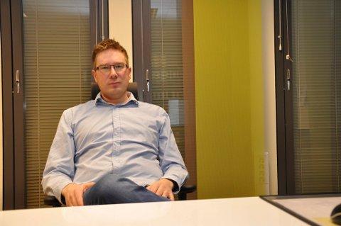KREVER STOR SUM: - Det er snakk om millonbeløp, sier advokat Espen Simonsen ang. erstatningsbeløpet som kreves for klienten.