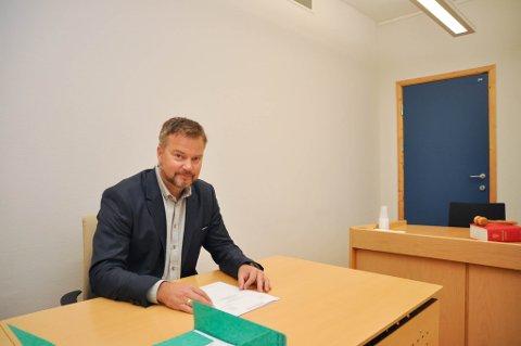BOSTYRER: Advokat Andreas Hegg er bostyrer i konkursboet til Alta Soul og Bluesfestival AS.