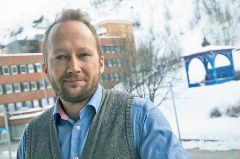 SØKER: Bolig- og eiendomssjef Håvard Hargaut-Jensen er blant søkerne.