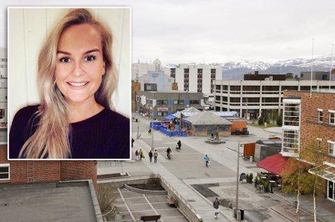 STARTER OPP I ALTA: Marit Kristine Ottersen Ler har tenkt på å starte opp foretaket i flere år.