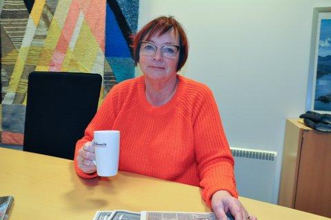 POLITIKER: Mimmi Bæivi fra Eidvågeid på Seiland har åtte år bak seg som stortingsrepresentant for Arbeiderpartiet. Foto: Trond Ivar Lunga