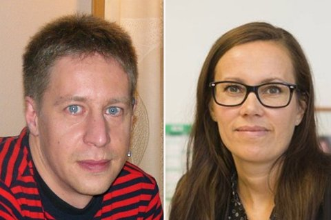 - REGJERINGA HAR SVIKTET: Harald Knudsen (H) og Marianne Sivertsen Næss (Ap) plasserer skylden for bompengene hos regjeringen.