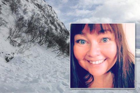ETTERLYSER DEKNING: Hilde Wøhni Joakimsen mener at riksmediene ikke har gjort jobben sin når det kommer til snøskred og isolasjon i Finnmark.