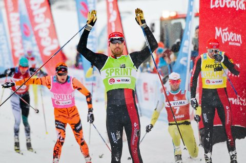Andreas Nygaard vant Vasaloppet 2018 med monsterspurt!