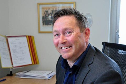 FORNØYD: Jan-Ivar Alsén, administrerende direktør i Coop Finnmark SA, er fornøyd med regnskapstallene for foretaket i 2020.