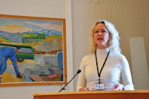 LEDER: Rikke Raknes er kommunalleder for oppkvekst og kultur i Alta kommune.